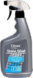 Почистващ и полиращ препарат за неръждаеми повърхности - Shine Steel - Разфасовка от 0.650 и 5 l - продукт