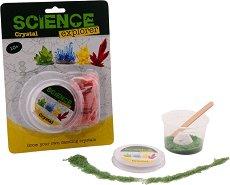 Направи си сам - Кристали - Детски образователен комплект - образователен комплект