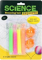 Направи си сам - Подскачащи топчета - Детски творчески комплект -
