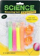 Направи си сам - Подскачащи топчета - творчески комплект