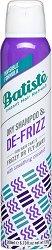 Batiste Dry Shampoo & De-Frizz - Изглаждащ сух шампоан за непокорна коса с кокос - боя