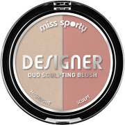 Miss Sporty Designer Duo Sculpting Blush - продукт