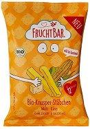 FruchtBar - Био снакс със сирене - Опаковка от 30 g за бебета над 12 месеца -