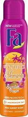 Fa Throwback Moments Sunset Dream Deodorant - Дамски дезодорант -