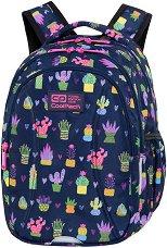 Ученическа раница - Joy S: Cactus - раница
