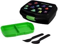 Комплект кутия и прибори за храна - Rumi: Pixels -
