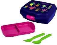 Комплект кутия и прибори за храна - Rumi: Cactus -