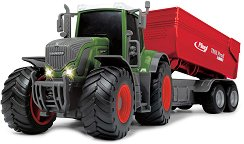 Трактор с ремарке - Fendt 939 Vario - играчка