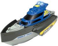 """Хидрофилна полицейска яхта - Спец части - Детска играчка със светлинни и звукови ефекти от серията """"SOS"""" - играчка"""