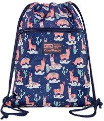 Спортна торба - Vert: Llamas - детски аксесоар