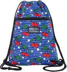 Спортна торба - Vert: Cherries - детски аксесоар