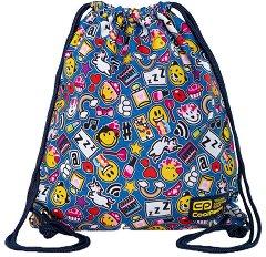 Спортна торба - Solo: Emoji - играчка