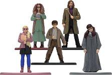 """Хари Потър и Затворникът от Азкабан - Комплект от 5 фигурки от серията """"Хари Потър"""" - продукт"""