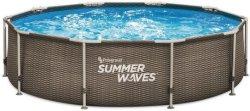 Басейн с метална конструкция - Summer Waves Metal Frame -