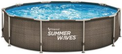 Басейн с метална конструкция - Summer Waves Metal Frame - басейн