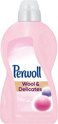 Течен перилен препарат за вълна и деликатни тъкани - Perwoll Wool & Delicates - Разфасовки от 1÷3 l - олио