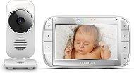Дигитален видео бебефон - MBP485 - С температурен датчик, мелодии, нощно виждане и възможност за обратна връзка -