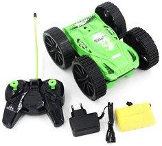 Преобръщаща се кола - Играчка с дистанционно управление -