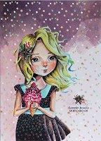 """Скицник с меки корици - Summer Breeze - С размери 17.6 x 25 cm от серията """"Have a lovely time"""""""