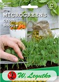 Семена от микро растения - Грах