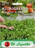 Семена от микро растения - Рукола