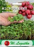 Семена от микро растения - Репички