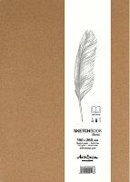 Скицник с меки корици - Basic - С размери 19 x 26 cm