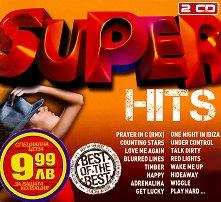 Super Hits - 2 CD - компилация