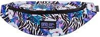 Чанта за кръст - Trick: Flower Zebra -