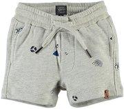 Детски къс панталон - 100% памук -