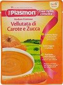 Plasmon - Крем супа с моркови и тиква - продукт