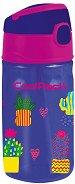 Детска бутилка - Handy: Cactus 300 ml - играчка
