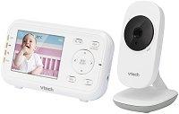 Дигитален видео бебефон - VM3255 - С температурен датчик, нощно виждане и възможност за обратна връзка -