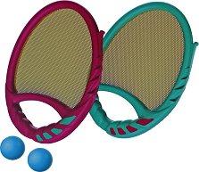 Тенис ракети - Детски комплект за игра на открито -