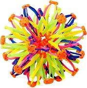 Разтягаща се топка - Детска играчка -