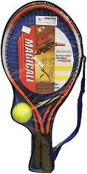 Тенис - Комплект с топка за тенис -