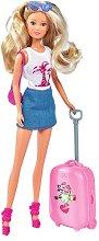 """На пътешествие със Стефи - Комплект от серията """"Steffi Love"""" - кукла"""