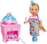 """Пекарната на Еви Лав - Комплект от  серията """"Steffi Love"""" - кукла"""