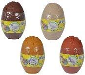 Динозавърско яйце - изненада - Детска образователна играчка - играчка