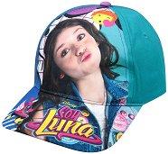 """Детска шапка - От серията """"Soy Luna"""" -"""