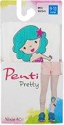 Детски фигурален чорапогащник - Pretty: Nixie - 40 DEN -
