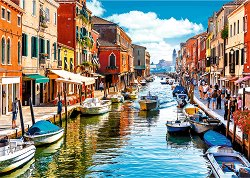 Остров Мурано, Венеция - пъзел