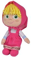 "Парцалена кукла - Маша - Кукла от серията ""Маша и мечока"" -"