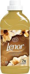 Омекотител за пране с елегантен аромат - Lenor - Разфасовки от 0.550 l и 1.500 l - продукт