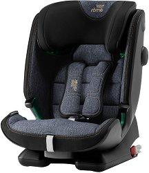 Детско столче за кола - Advansafix I-Size Marble -