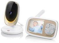Дигитален видео бебефон - Comfort 40 Connect - С Wi-Fi, температурен датчик, мелодии, нощно виждане и възможност за обратна връзка -