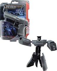 Трансформиращ се пистолет - играчка