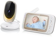 Дигитален видео бебефон - Comfort 60 Connect - С Wi-Fi, температурен датчик, мелодии, нощно виждане и възможност за обратна връзка -