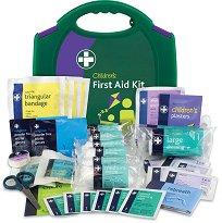 Аптечка за деца и ученици - Оборудвана