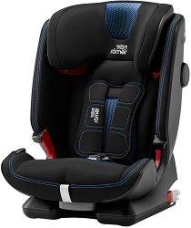 Детско столче за кола - Advansafix IV R: Cool Flow -